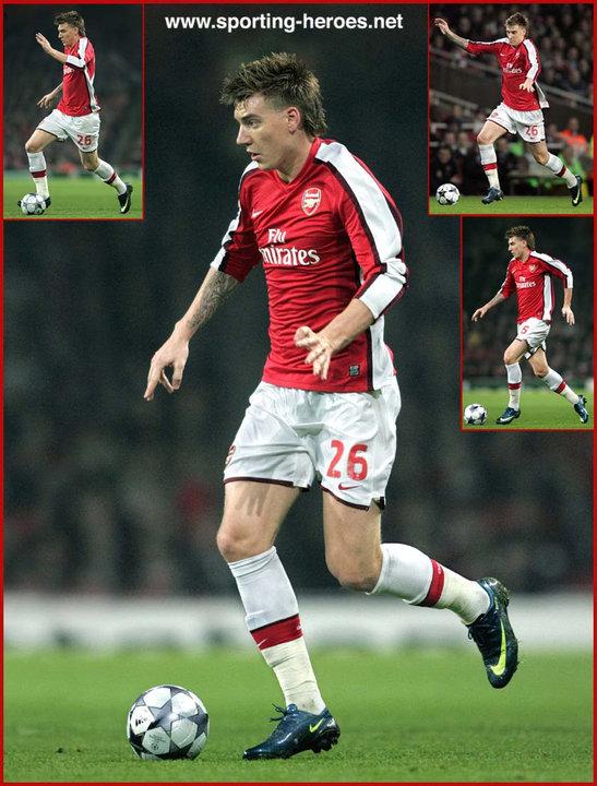 Nicklas Bendtner - UEFA Champions League 2008/09