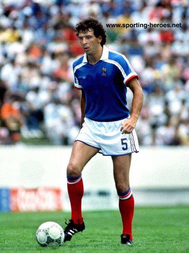 Michel bibard fifa coupe du monde 1986 france - Coupe du monde mexique 1986 ...