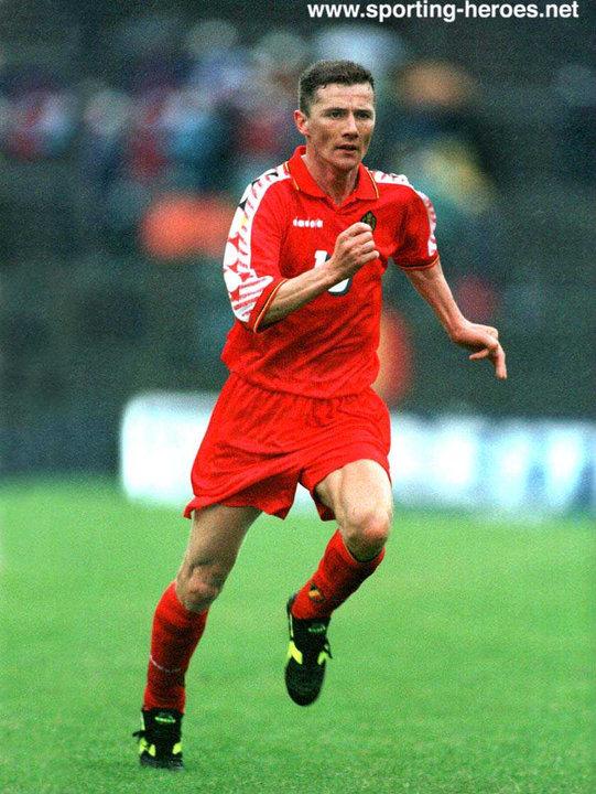Danny boffin fifa coupe du monde wereldbeker 1994 belgique belgie belgium - Coupe du monde football 1994 ...