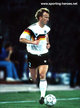 Andreas BREHME - Germany - FIFA Weltmeisterschaft 1990