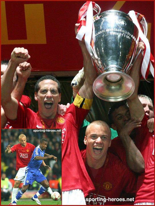 Manchester United View More Information Pages Wes Brown