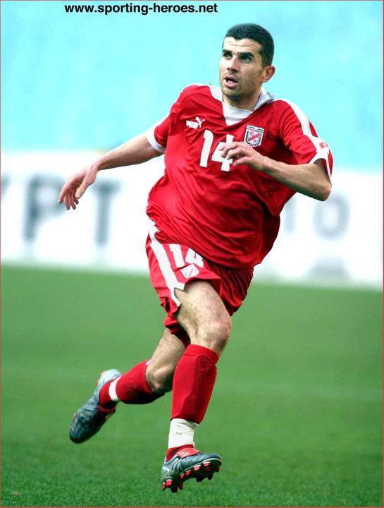 Adel Chedli Coupe D Afrique Des Nations 2004 Tunisie