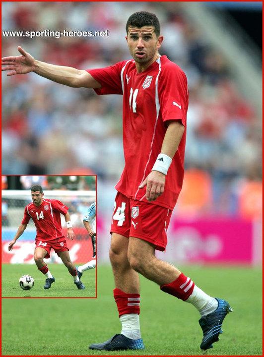 Adel Chedli Fifa Coupe Des Confederations 2005 Tunisie