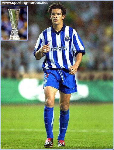 Ricardo costa final ta a uefa 2003 porto for Ricardo costa