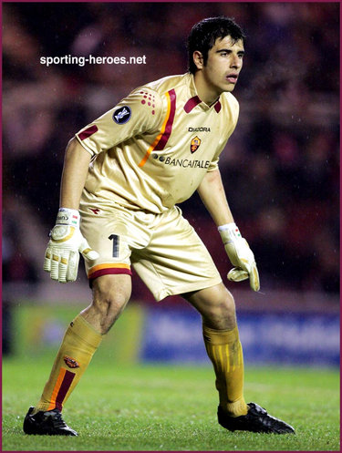 Gianluca Curci - Roma  (AS Roma) - UEFA Coppa 2005/06