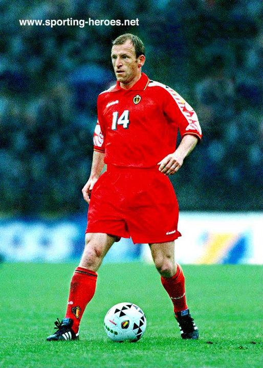 Michel de wolf fifa coupe du monde wereldbeker belgium - Coupe du monde football 1994 ...