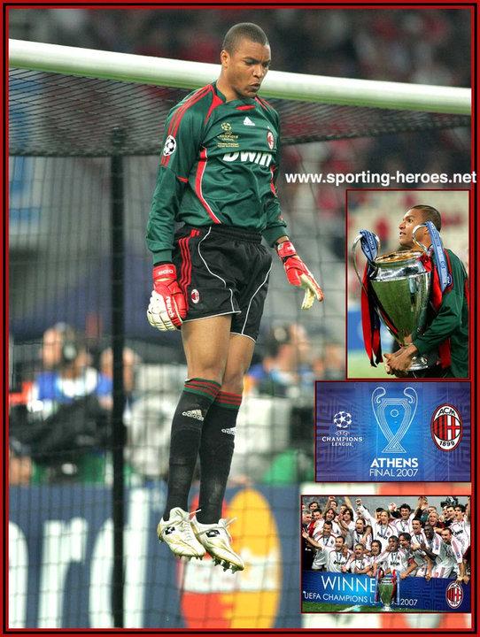 Dida Finale Uefa Champions League 2007 Milan