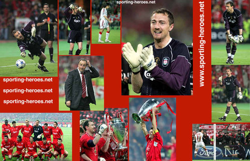 Jerzy Dudek - Liverpool FC - UEFA Champions League Final 2005