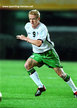 Damien DUFF - Ireland (Republic) - FIFA World Cup 2002