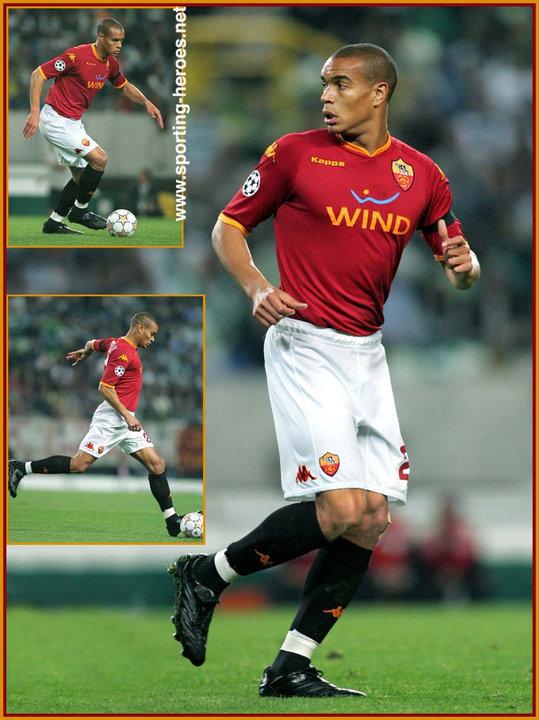 Matteo Ferrari UEFA Champions League 200708 AS Roma