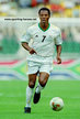 Quinton FORTUNE - South Africa - FIFA World Cup 2002