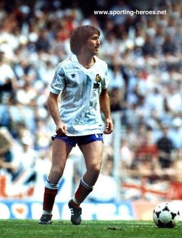 Rene girard fifa coupe du monde 1982 france - Coupe du monde de football 1982 ...