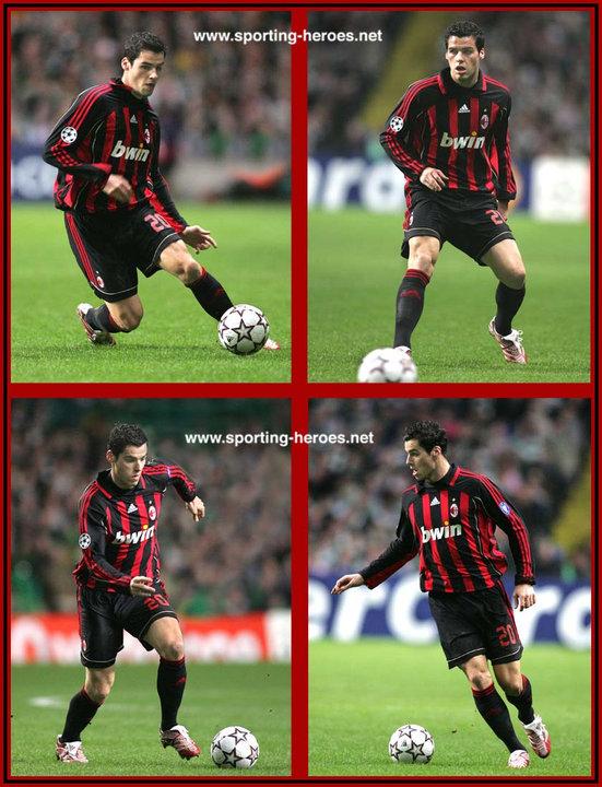 Yoann Gourcuff Uefa Champions League 2006 07 Milan