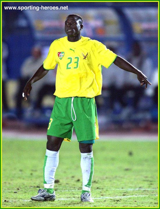 Kassim guzayou coupe d 39 afrique des nations 2006 togo - Coupe d afrique des nation ...