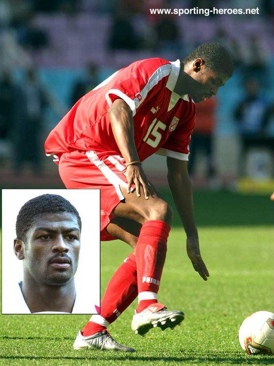 Radhi Jaidi Coupe D Afrique Des Nations 2004 Tunisie