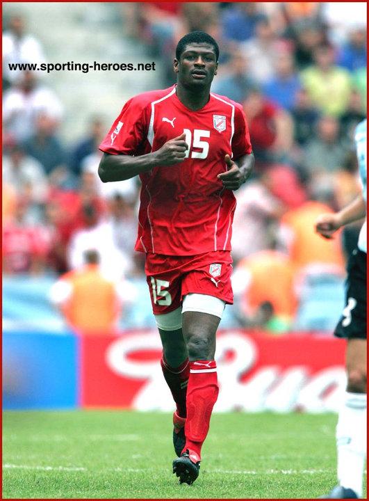 Radhi Jaidi Fifa Coupe Des Confederations 2005 Tunisie