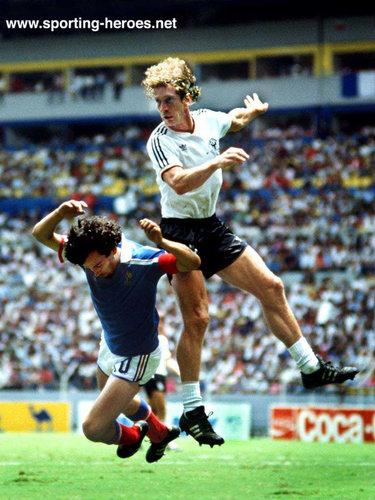 Ditmar jakobs fifa weltmeisterschaft 1986 deutschland for Ditmar jakobs