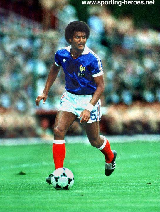 Gerard janvion fifa coupe du monde 1982 france - Coupe du monde france allemagne 1982 ...