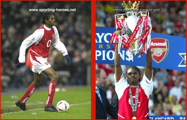 Kanu Arsenal Nwankwo Kanu Arsenal
