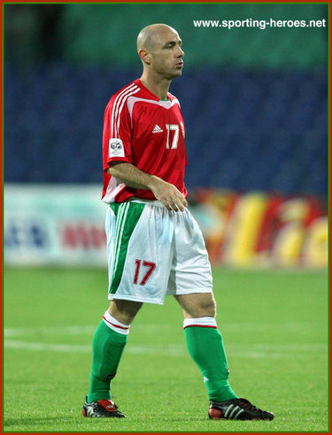 Zoltan Kovacs - Hungary - FIFA World Cup 2006 Qualifying