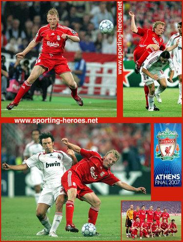 Dirk Kuyt - UEFA Champions League Final 2007 - Liverpool FC