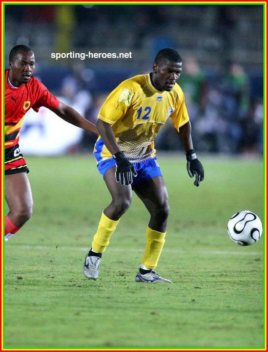 Franck matingou coupe d 39 afrique des nations 2006 congo - Coupe d afrique des nation ...