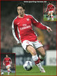Samir NASRI - Arsenal FC - UEFA Champions League 2008/09