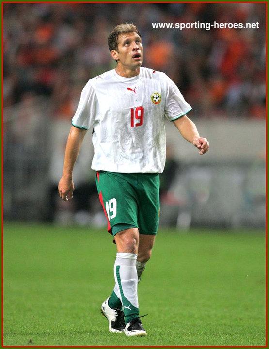 Stilian Petrov Uefa European Championships 2008