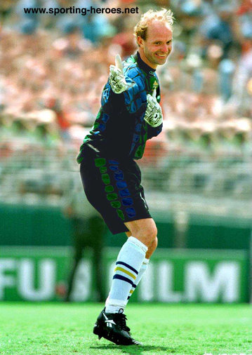 Thomas Ravelli - Sweden - FIFA VM 1994 FIFA World Cup Finals.