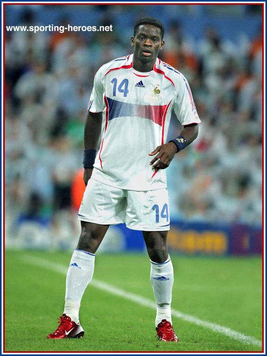 Louis saha fifa coupe du monde 2006 france - France portugal coupe du monde 2006 ...