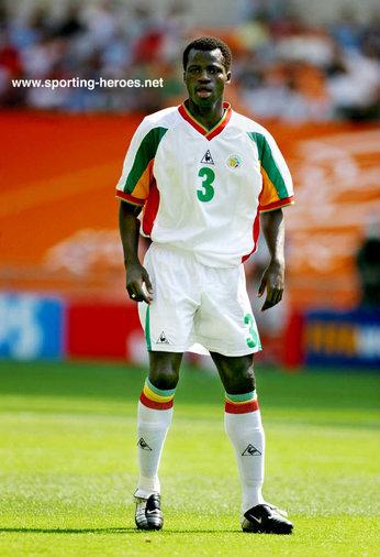 Papa sarr fifa coupe du monde 2002 senegal - Coupe du monde de foot 2002 ...