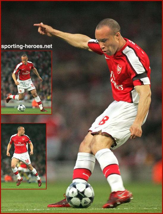 Mikael Silvestre - UEFA Champions League 2008/09