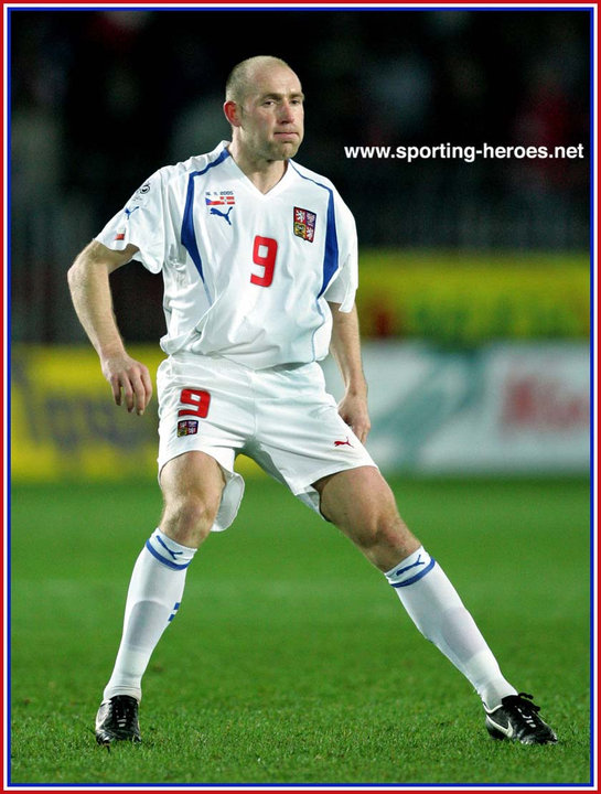 Jiri Stajner - FIFA Svetovy pohár 2006 kvalifikace - Czech ...
