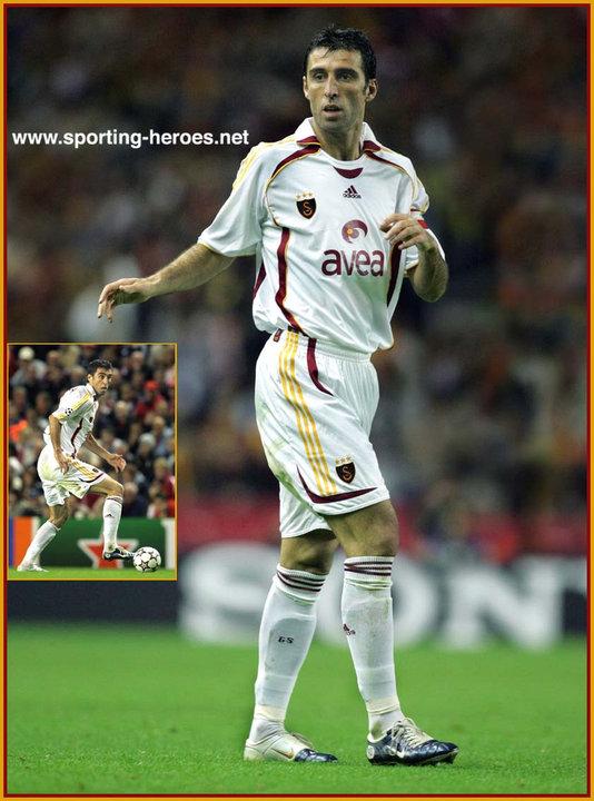 Hakan Sukur - UEFA Sampiyonlar Ligi 2006/07 - Galatasaray