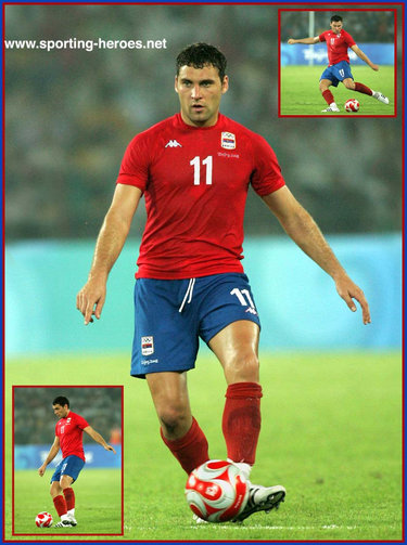 Dusko Tosic - Serbia - Olympic Games 2008