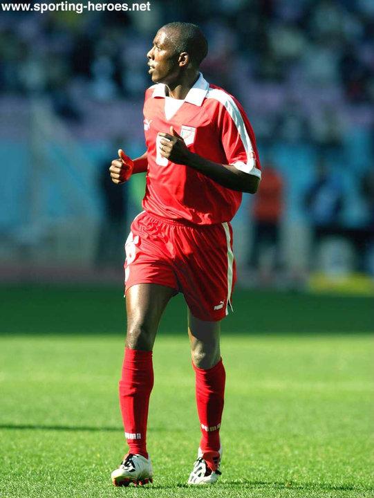 Hatem Trabelsi Coupe D Afrique Des Nations 2004 Tunisie