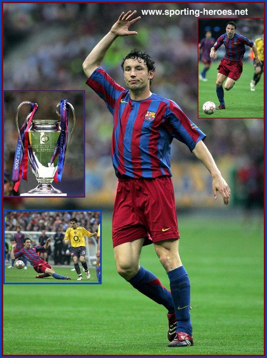 8d0f04056c3 Mark van Bommel - Final UEFA Champions League 2005/06 - Barcelona