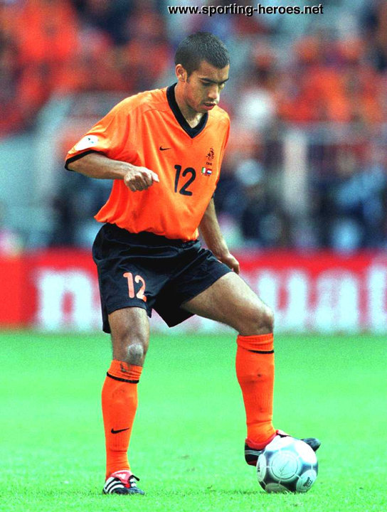 Giovanni VAN BRONCKHORST - UEFA EK 2000 European ...