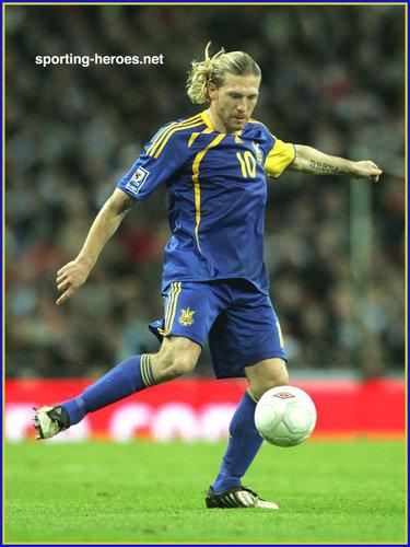 Andriy Voronin - FIFA World Cup 2010 Qualifying
