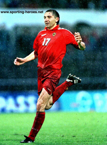 Josip weber fifa coupe du monde wereldbeker 1994 belgique belgie belgium - Coupe du monde football 1994 ...