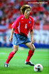 YOO Sang-Chul - South Korea - FIFA World Cup 2002.