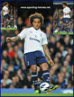 Tom HUDDLESTONE - Tottenham Hotspur FC - Premiership appearances 2008/09-