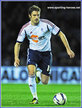 Sam RICKETTS - Bolton Wanderers FC - League appearances 2009/10-