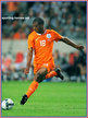 Ryan BABEL - Netherlands  footballer - FIFA Wereldbeker 2010 Kwalificatie