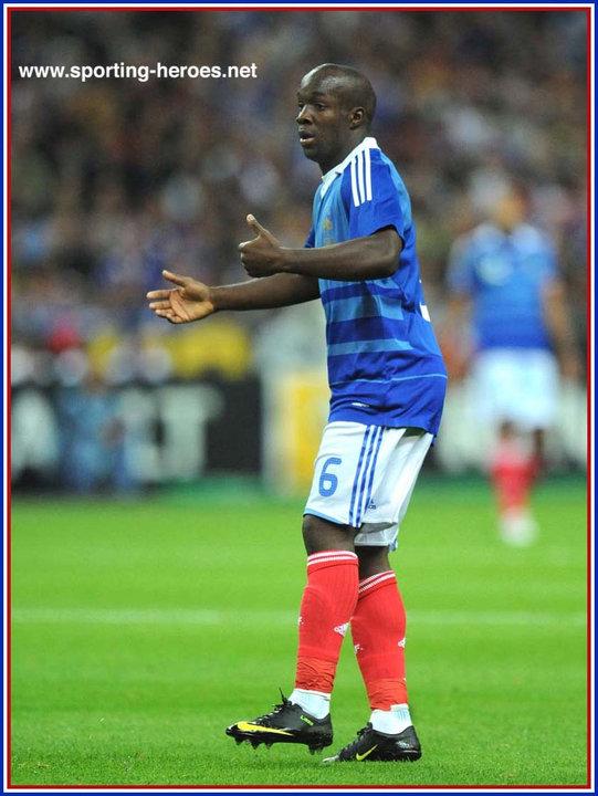 Lassana diarra fifa coupe du monde 2010 qualification - Coupe du monde 2010 france ...