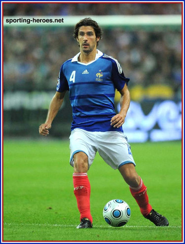 Julien escude fifa coupe du monde 2010 qualification france - Coupe du monde fifa 2010 ...
