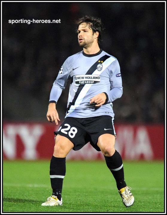 484b639f1 Diego - UEFA Champions League 2009 10 - Juventus
