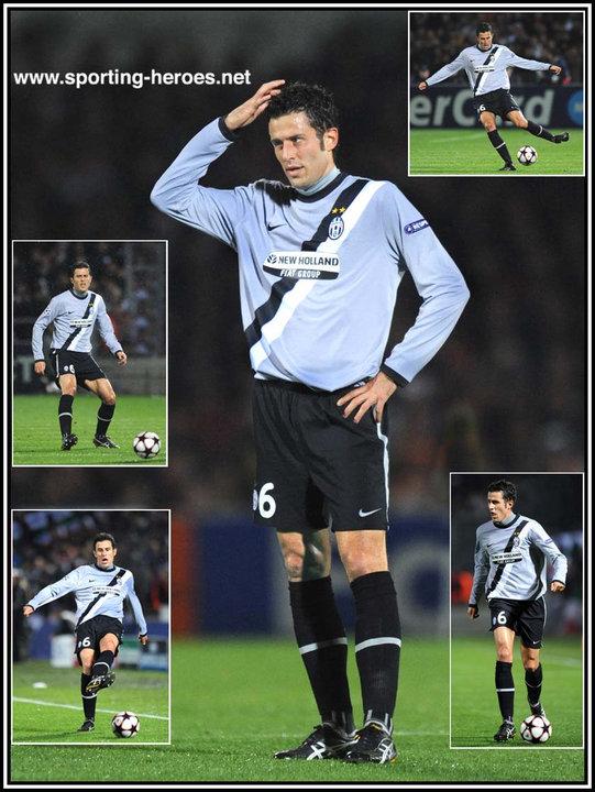 afd401df2 Fabio Grosso - UEFA Champions League 2009 10 - Juventus