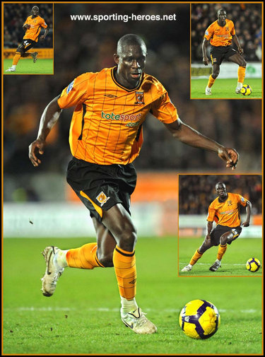 Seyi Olofinjana - Hull City FC - League Appearances