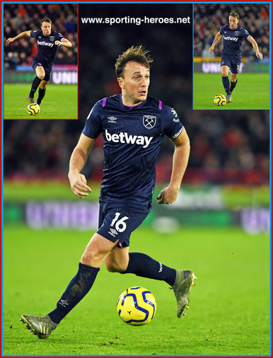 Mark Noble - West Ham United FC - League Appearances